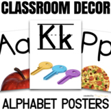 Alphabet Flashcards with Photos