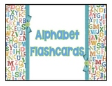 Alphabet Flashcards with Pictures