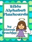 Alphabet Christian Theme Lesson Plan Flashcards