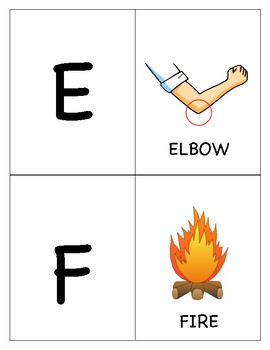 Alphabet Flip Book (Letter Sounds)