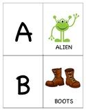 Alphabet Flip Book (Letter Sounds)