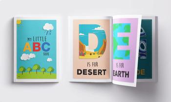 My Little ABC Book (Uppercase)
