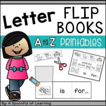 Alphabet Flip Books