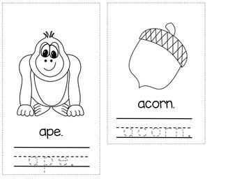 ABC Flip Books: Beginning Sounds