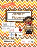 Alphabet Flip Books Sample