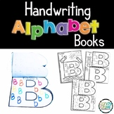 Handwriting Practice for Kindergarten: An A-Z Flip Book Co