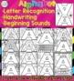 Alphabet Interactive Notebook or Flap Books Bundle - No Prep Possible