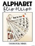 Alphabet Flip Strips
