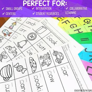 Alphabet Activities | Alphabet Flip and Reveal | Letter Sounds