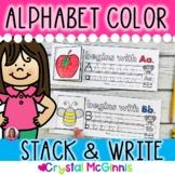 Alphabet Flip and Write Literacy Activity (26 Mini Flip Books Included)