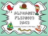 Alphabet Flipbook Pack