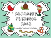 Alphabet Flipbook Pack
