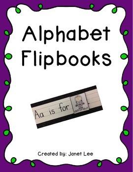 Alphabet Flipbooks