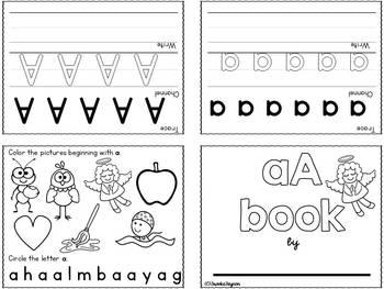 Alphabet Flippy Books