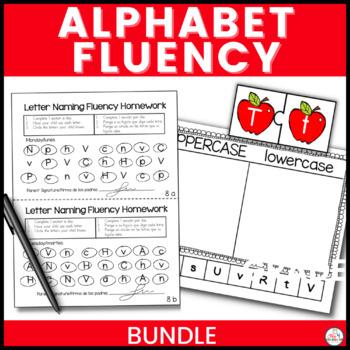 Alphabet Fluency Bundle