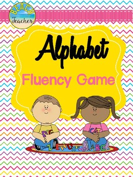 Alphabet Fluency Game