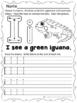Alphabet Fluency Letter Formation and Practice Worksheets