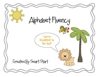 Alphabet Fluency Tracking