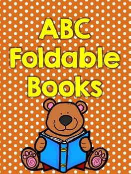 Alphabet Foldable Books