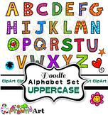 Alphabet Font Capital Letters
