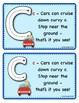 Alphabet Formation Poems