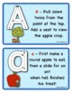 Alphabet Formation Poems