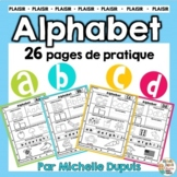 L'Alphabet  - French Alphabet Printables