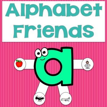 Alphabet Friends