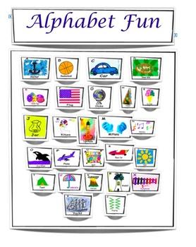Alphabet Fun -