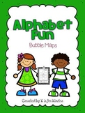 Alphabet Fun: Bubble Maps
