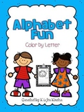 Alphabet Fun: Color by Letter