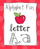Alphabet Fun Pack - Letter A