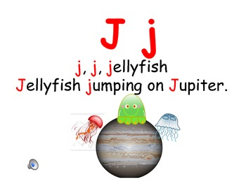 """""""Alphabet Fun""""-Powerpoint-Learn Letter Names and Sounds-A Great Morning Warm-Up!"""
