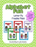 Alphabet Fun: Sample Letter Pp Freebie Pack