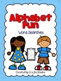 Alphabet Fun: Word Searches