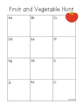 Alphabet Fun! {an abc book unit}