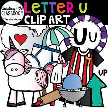 Alphabet Clipart Bundle (Beginning Sounds Clipart)