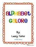 Alphabet Galore