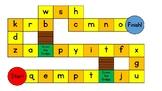 Alphabet Game Board