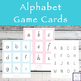 Alphabet Game Cards