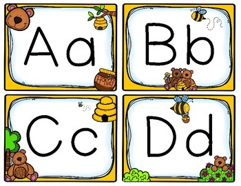 Initial Letter Sounds Game