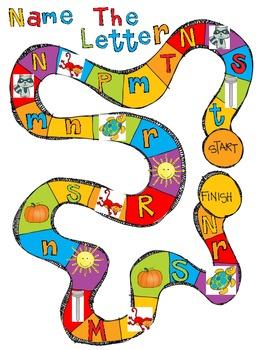 Alphabet Game Storytown Resourse