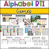 Systematic Phonics: Alphabet Games