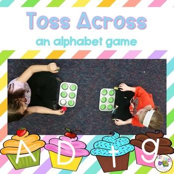 Super Fun Centers - Alphabet Games Bundle