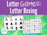 Alphabet Games: Letter Boxing