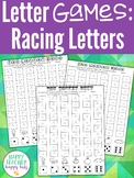 Alphabet Games: Letter Races