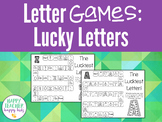 Alphabet Games: Lucky Letters