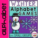 Alphabet Letter Recognition Games for Winter