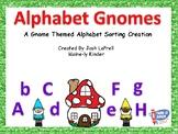 Alphabet Gnomes