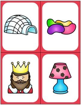 Alphabet Go Fish Game